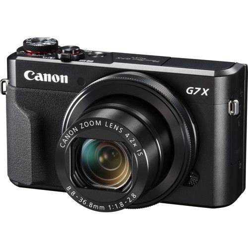 Canon Powershot G7 X Mark Ii Digital Camera Best Vlogging Camera Vlogging Camera Powershot