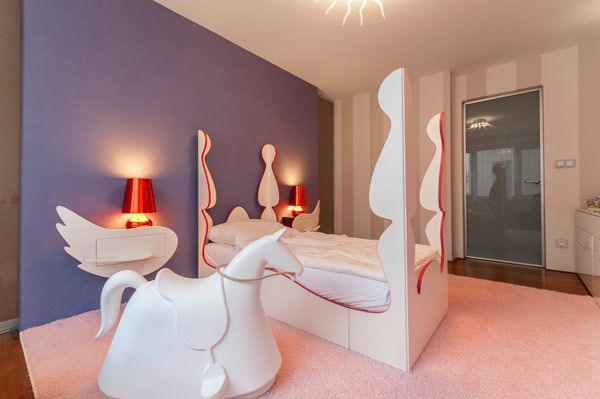 Fabulous Contemporary Kids' Bedrooms Steal The Show With ... - photo#31