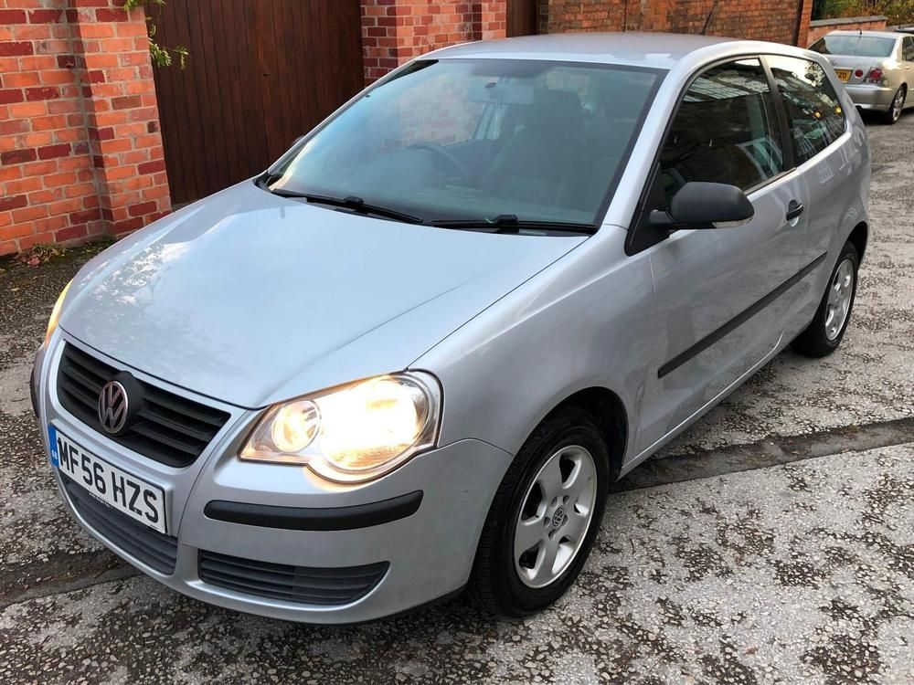 Volkswagen Polo 1.2 (64PS) E, 73K, 2 OWNERS, MOT OCT 2019