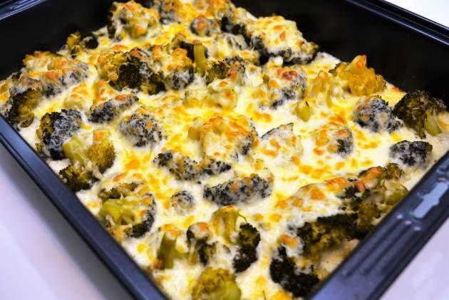 Brócoli gratinado, receta casera:A veces puede costarnos comer este tipo de verduras, ya que al cocerlas el aroma que desprenden no es muy agradable...