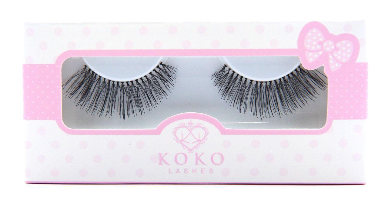 29db40b733d KoKo Lashes 201 in 2019 | Beauty | Pinterest | Lashes, Koko lashes and  Eyelashes