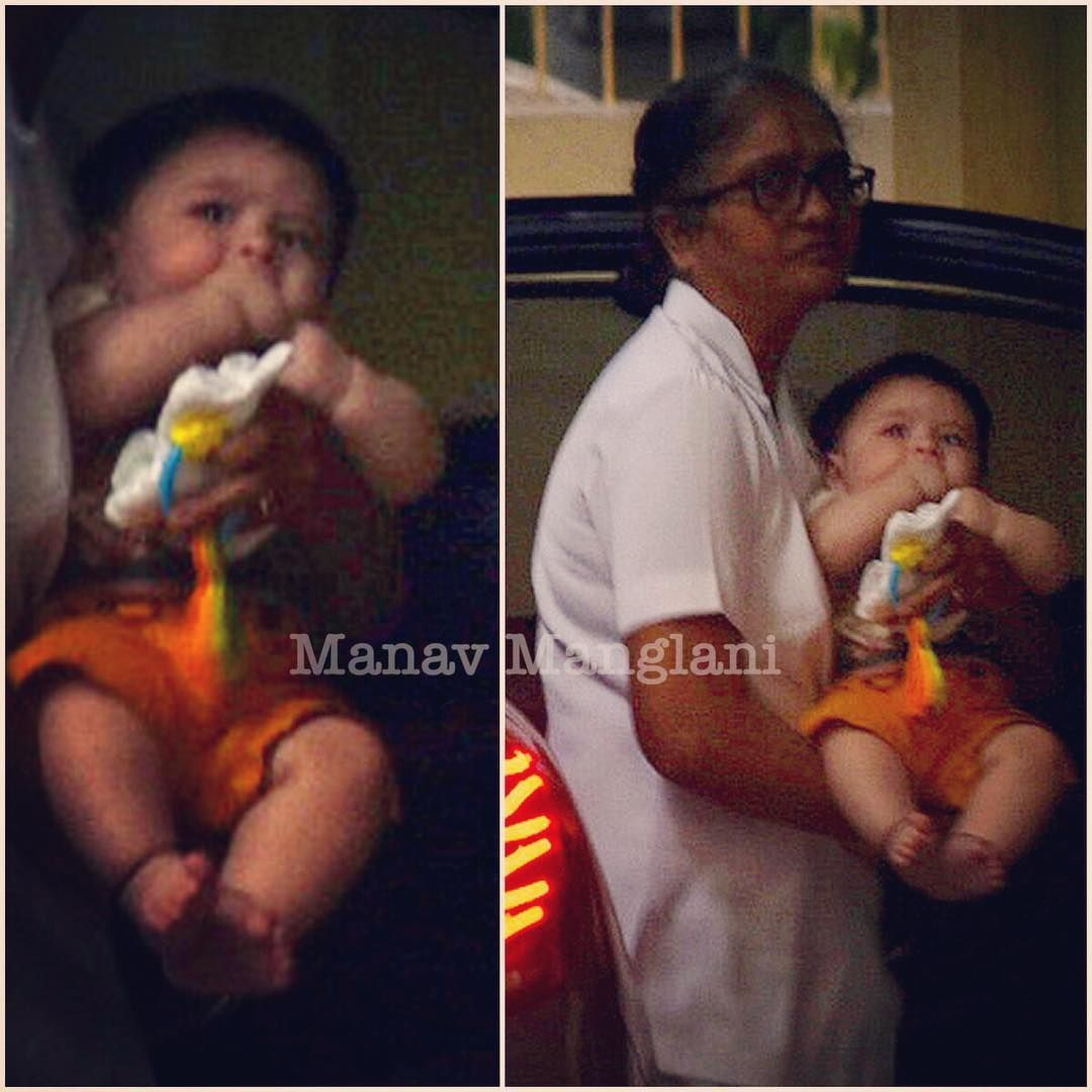 Pin By Isobel On Isobel May Ledden In 2019: SEE PIC: Taimur Ali Khan Looks Like A Pure Munchkin