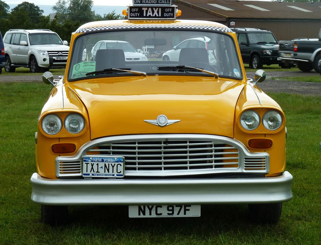 Checker Taxi | Taxi, Engine and Cars auto