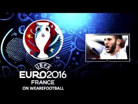 АНГЛИЯ 1-1 Россия выдвигает на первый план   UEFA EURO 2016