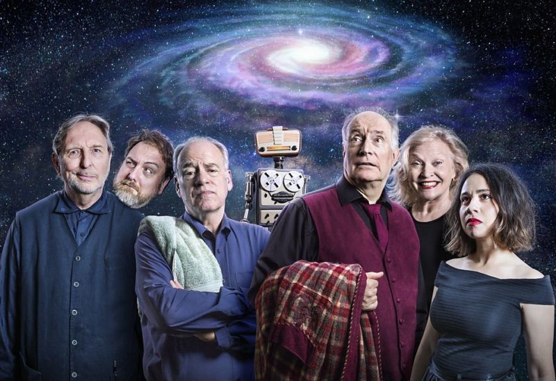 The Hitchhikers Guide to the Galaxy returns—with the