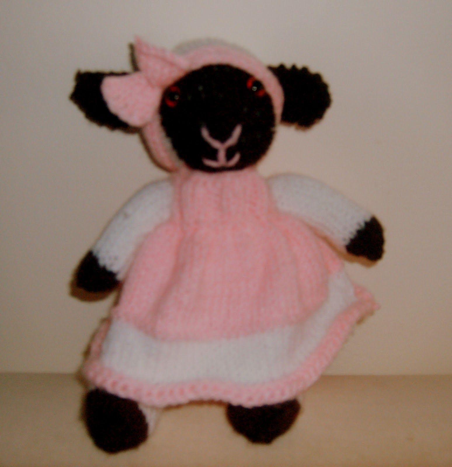 Mrs Sheep