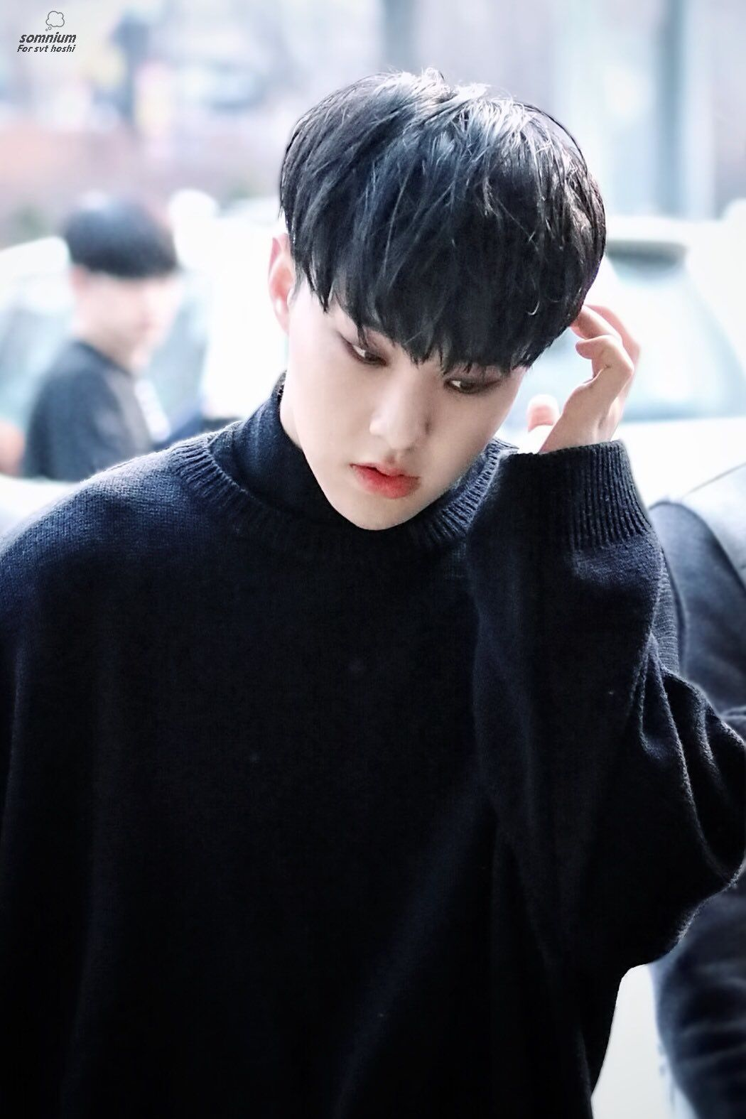 Hoshi With Undercut Yay Or Nay Allkpop Forums