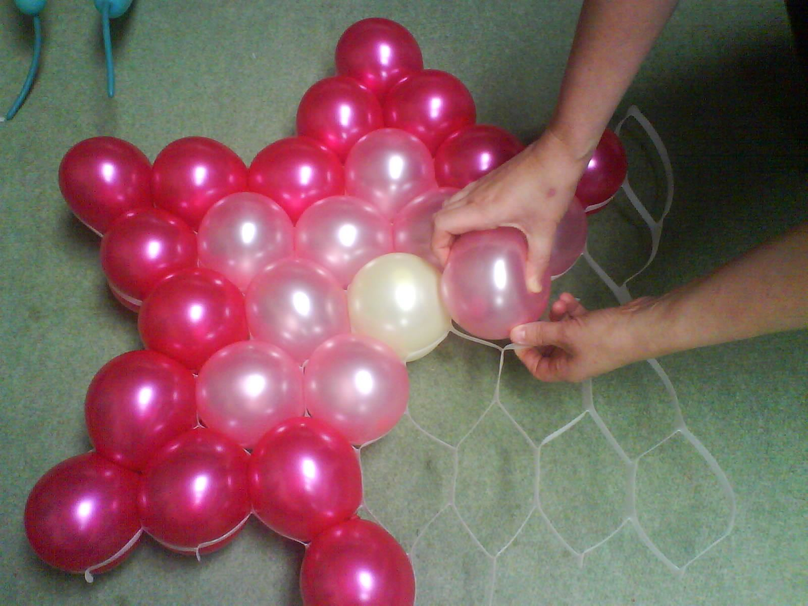 Balloon Decoration Ideas   Kids Kubby, This Is An Easy Yet Striking Balloon  Decoration Without