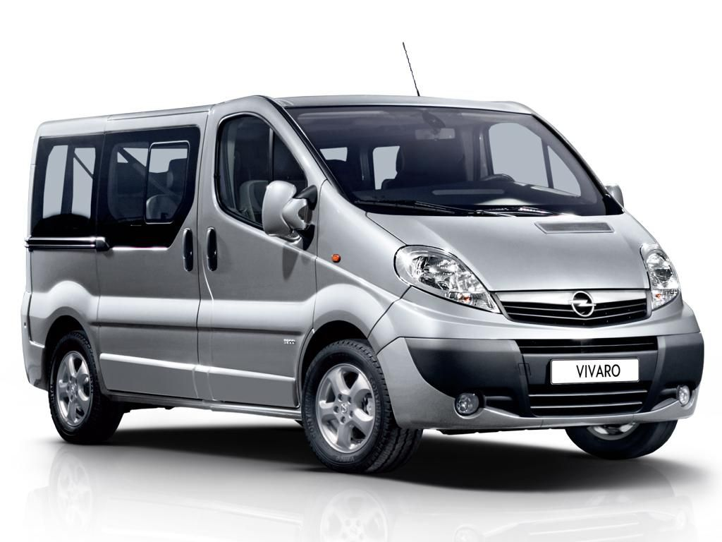 Opel Vivaro Car Rental Deals Cheap Car Rental Car