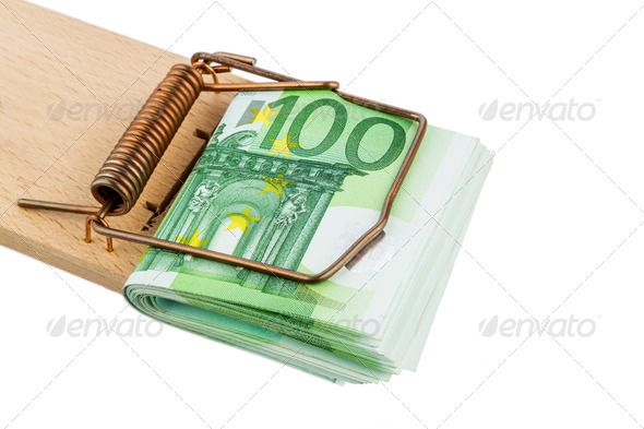 euro banknotes in mouse trap ...  Financing, banknote, bill, bills, budget, business, capital, cash, check, cost, credit, crisis, crunch, currency, danger, debt, ecb, economy, euro, europe, european, expenditure, expensive, fall, finance, financial, free, greed, interest, loan, loss, monetary, money, mousetrap, office, owe, power, purchasing, revenue, risk, state, tax, taxes, trap, union