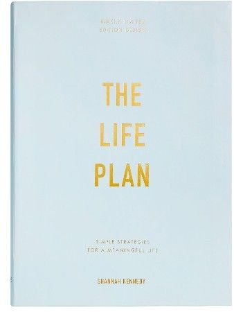 The Life Plan Book Agenda 2018 Pinterest Life plan, Planners