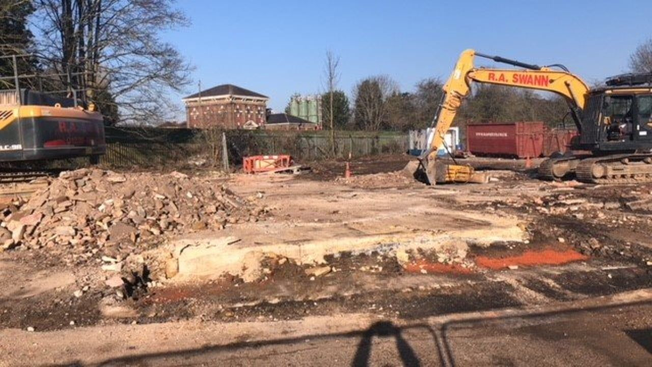 Land obtained for new car park at Broxbourne railway