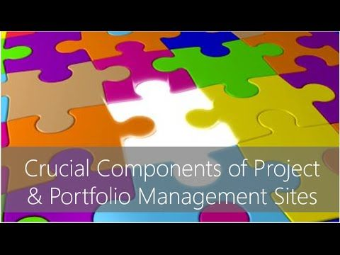 Great YouTube Video on Crucial Components of Project  Portfolio - program proposal template