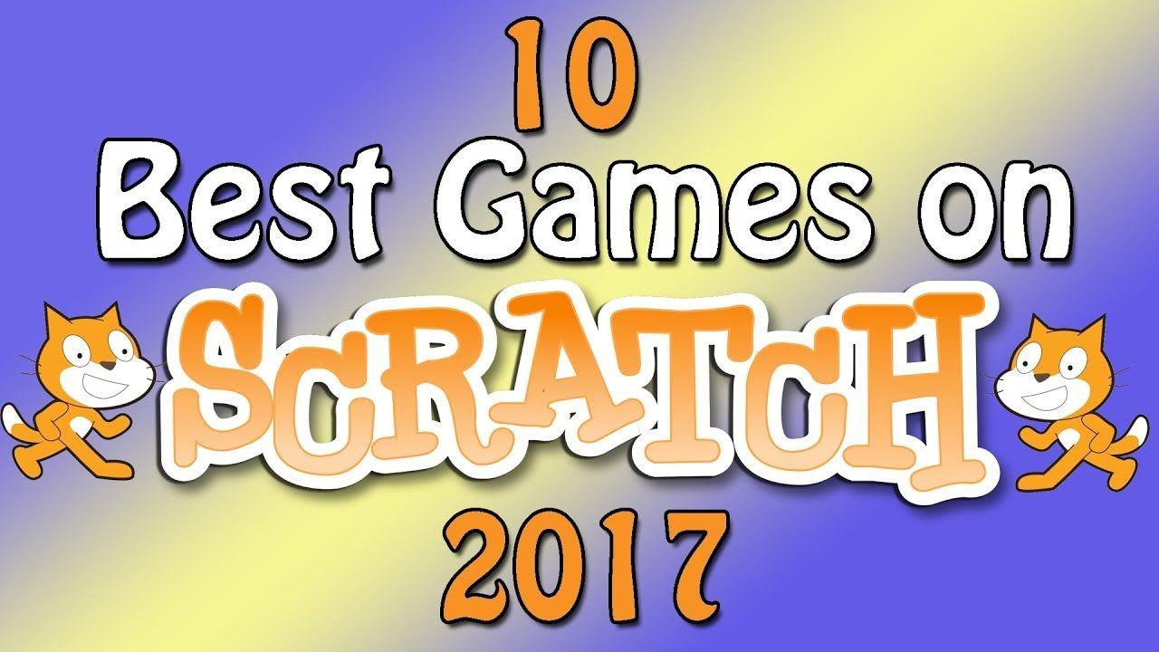 Top 10 mejores juegos programados en Scratch 2017.