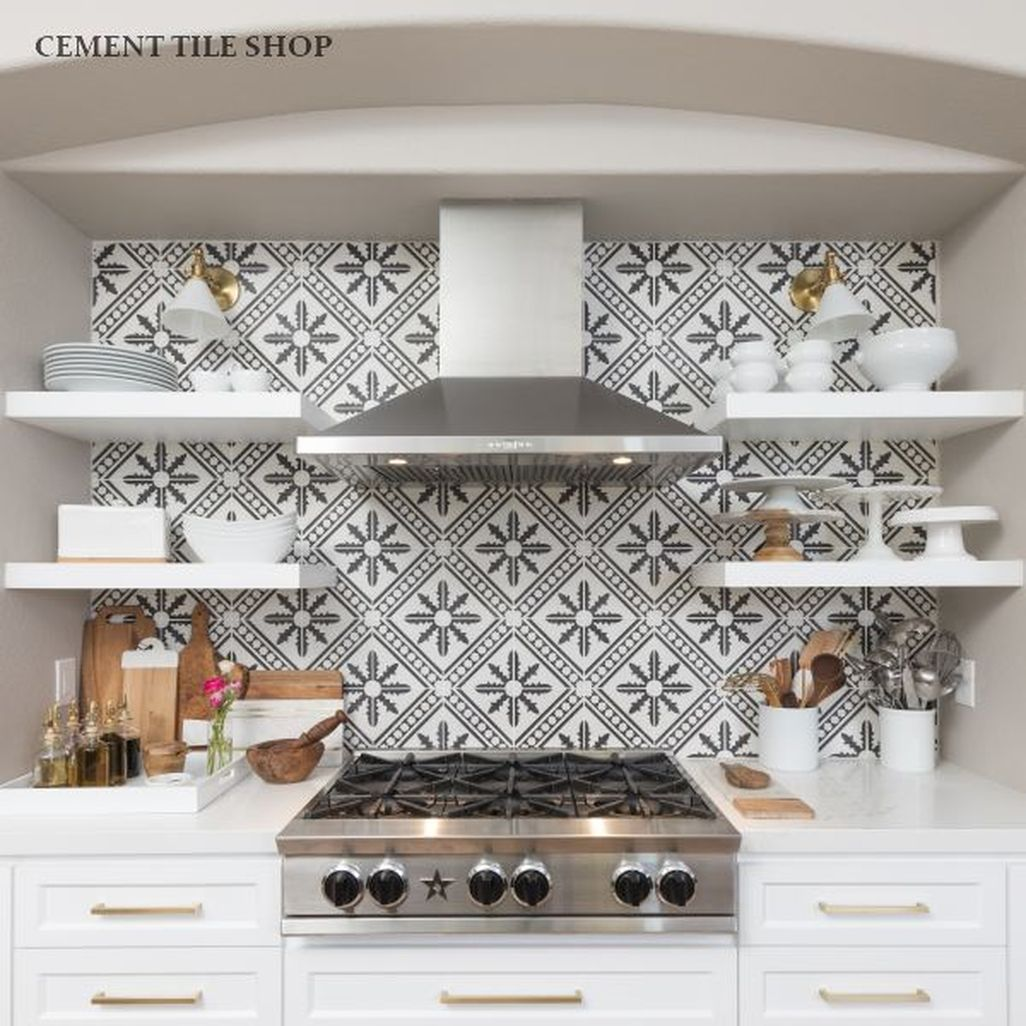 22 Designs With Amazing Morrocan Tile: 41 Amazing Home Kitchen Tile Design Ideas 2018