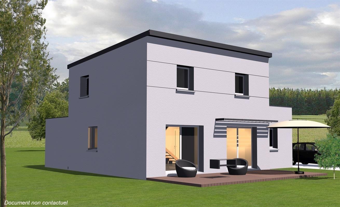 Modèle ria plan maison bretonne maison contemporaine bretagne maison ty breiz