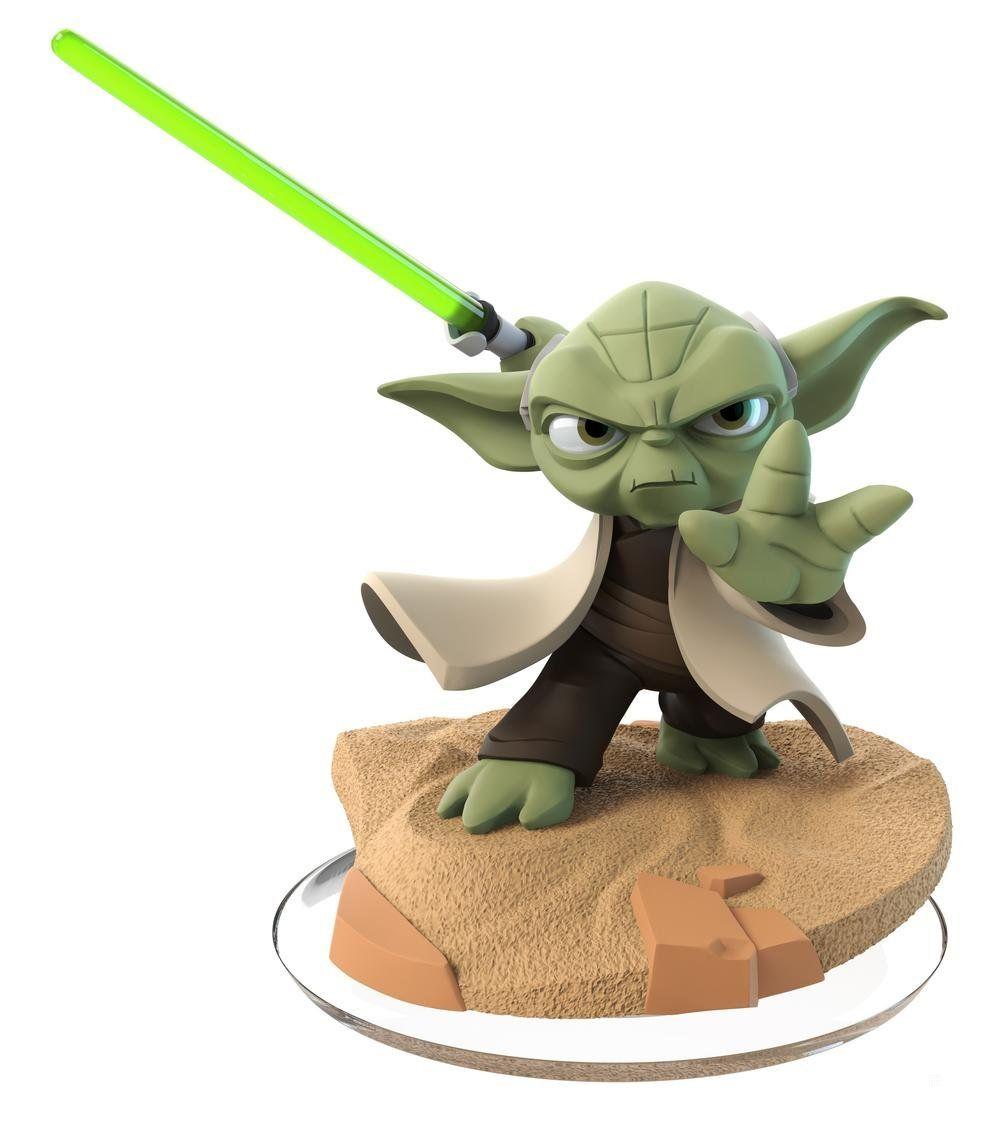 Figurine \'Disney Infinity\' 3.0 - Yoda | disney | Pinterest | Disney ...