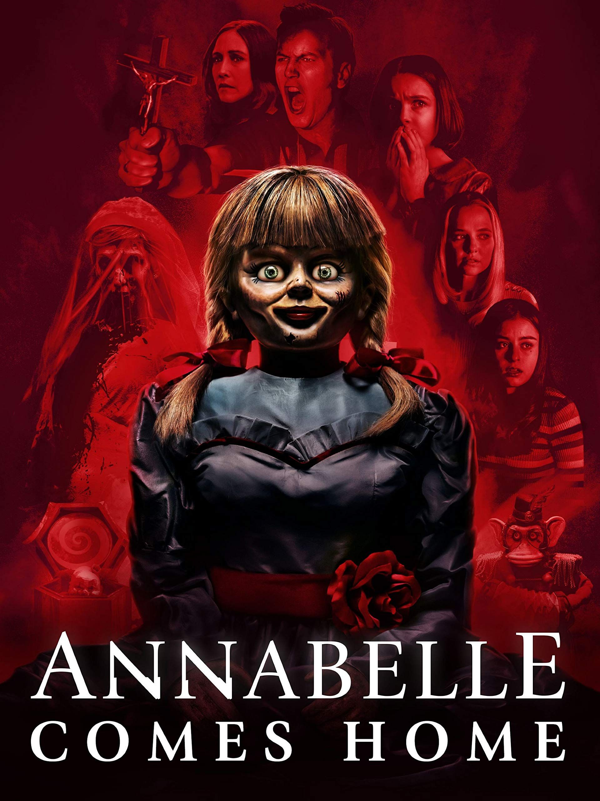Annabelle Comes Home Peliculas De Terror Antiguas Peliculas De Terror Peliculas Completas Gratis