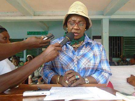 Ministre EEF-Hadja Kadiatou N'Diaye