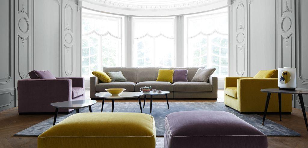 roche bobois long island 2 salon en 2018 pinterest. Black Bedroom Furniture Sets. Home Design Ideas