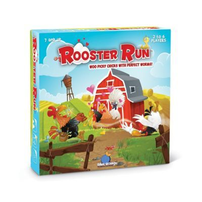 Blue Orange Games Rooster Run Products Orange Games Games Lego