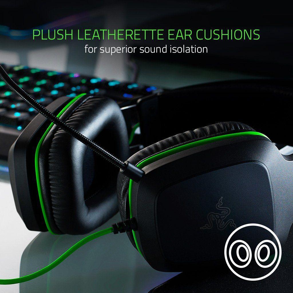 5717e4554c4 Razer Electra V2-7.1 Surround Sound Digital Gaming Headset with Detachable  Microphone #Razer #Electra #Gaming #Headset #SurroundSound #pc #fps #ps4  #xbox # ...