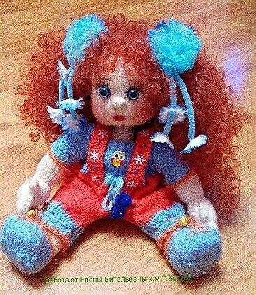 схемы вязания крючком кукол амигуруми юггет