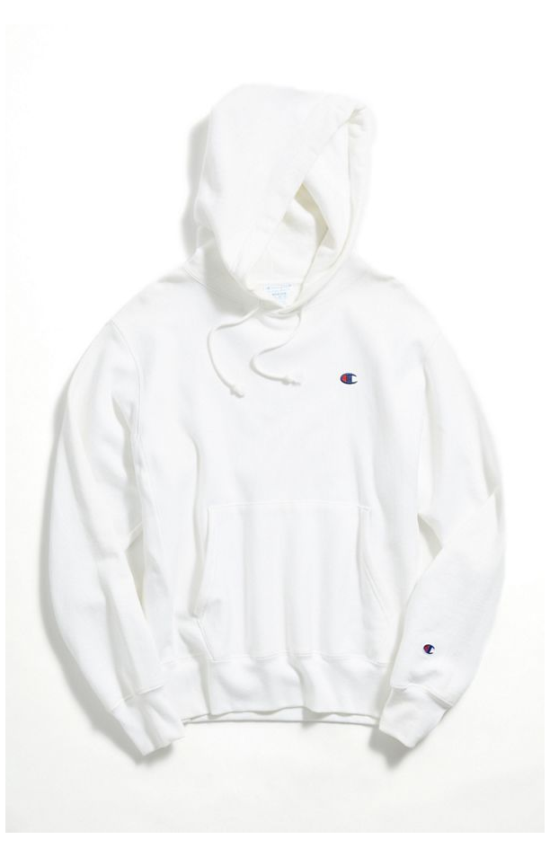 Champion Reverse Weave Hoodie Sweatshirt White Hoodie Outfit Aesthetic Your Favorite Champion Hoodie Sweatshirts White Sweatshirt Hoodie Sweatshirts Hoodie