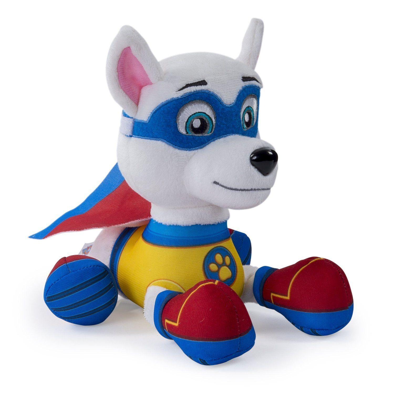 Paw Patrol Plush Pup Pals Apollo The Super Pup Paw Patrol Toys