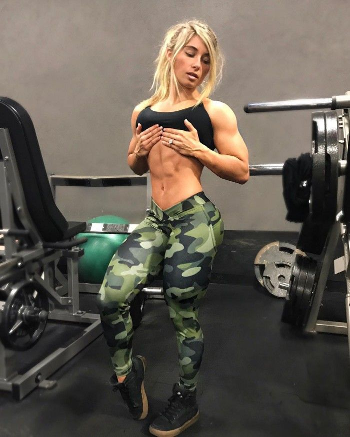 Carriejune Anne Bowlby strong_beauties Pinterest Fit bodies