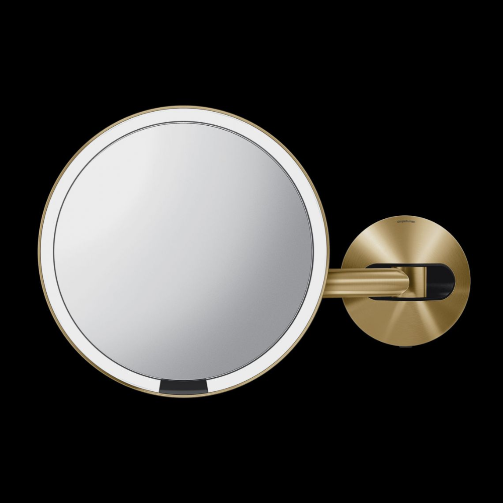 rechargeable wall mount sensor mirror Wall mounted