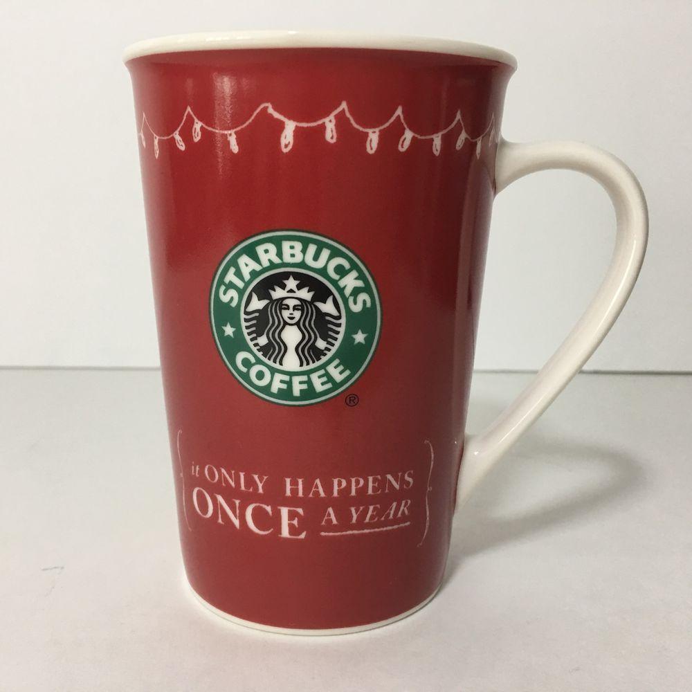 With Starbucks Christmas 12 OzRed White Silhouette 2005 Green Mug CeEBroWQdx