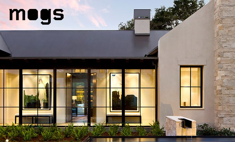 Mogs ferrofinestra alla milano design week new england for Entrate case moderne