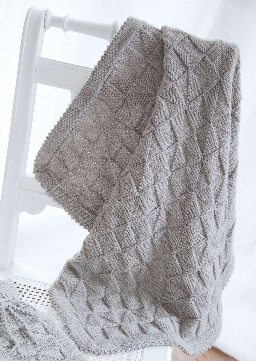 Decke Cool Wool Big Filati Infanti No 12 Pinterest Knitting