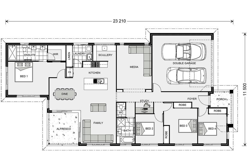 4 bedroom house plans in vic  page 4  bedroom house