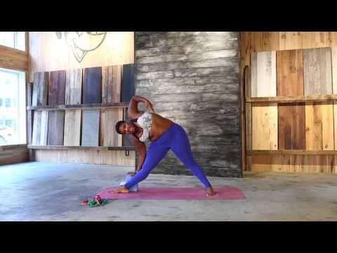free beginnerintermediate yoga class with jessamyn