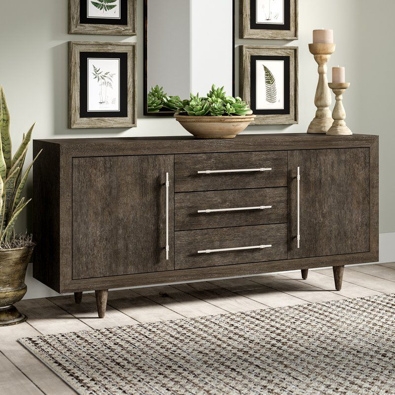 newest 3b1e9 b0791 Greyleigh Colquitt Credenza & Reviews | Wayfair | Heather in ...