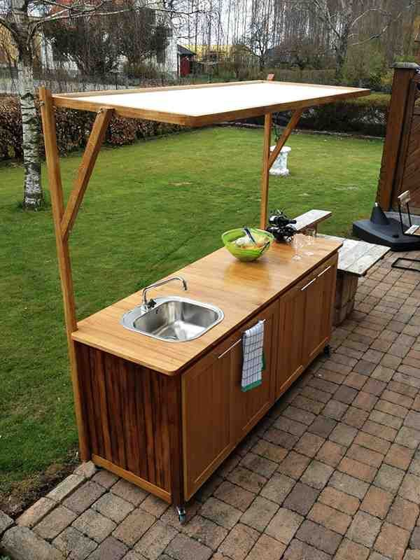 Outdoor Cabinet Plans Home Furniture Design Outdoor Kitchen