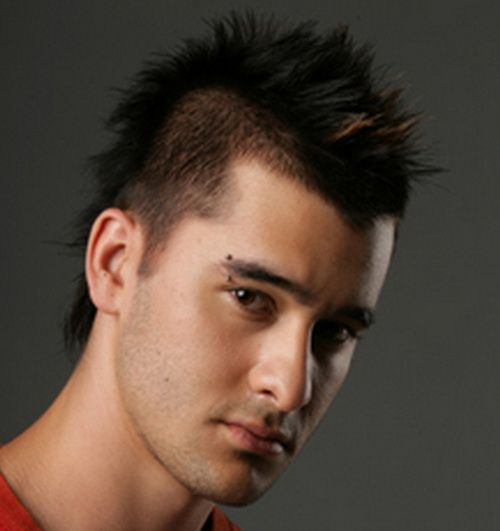 Prime 1000 Images About Mohawks On Pinterest Men39S Hairstyle Men39S Short Hairstyles Gunalazisus