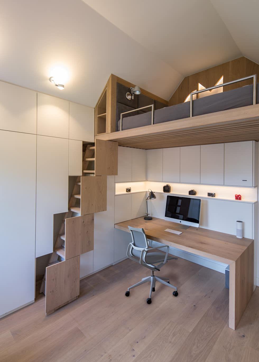 Wohnideen, Interior Design, Einrichtungsideen & Bilder | Attic, Kids ...