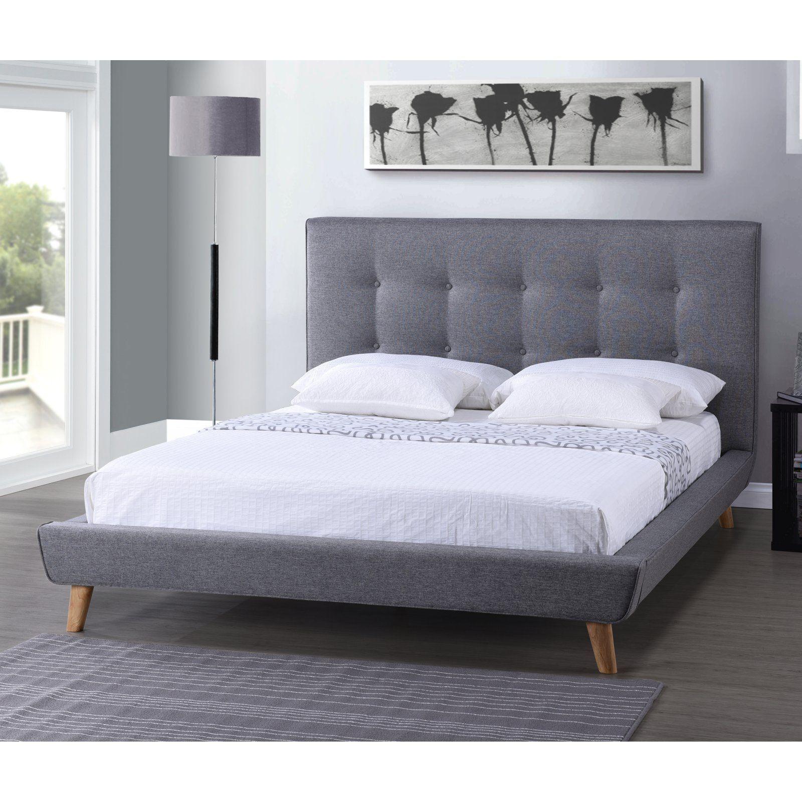 Best Baxton Studio Jonesy Scandinavian Style Mid Century Fabric 400 x 300