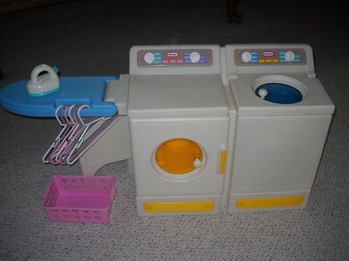 Little Tikes Washer Dryer And Ironing Board I D Rather