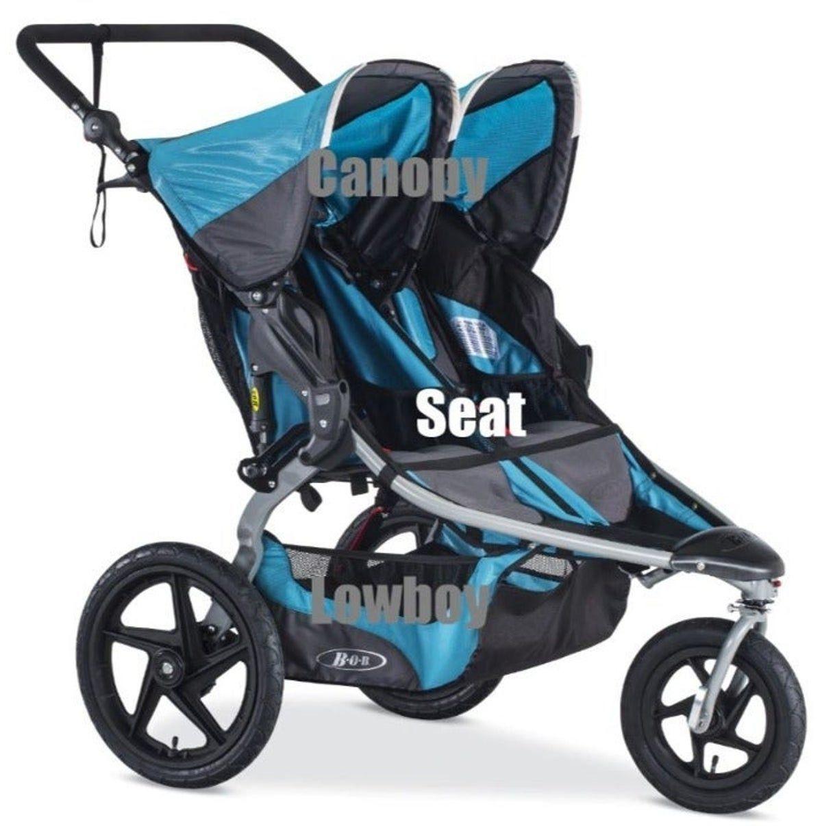 BOB SEAT, Revolution Flex, Duallie/Lagoo Get the perfect