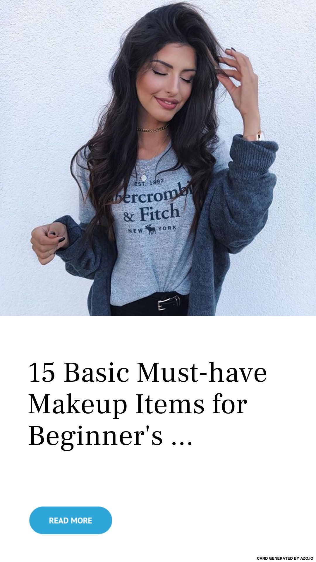 15 Basic Musthave Makeup Items for Beginner's Basic
