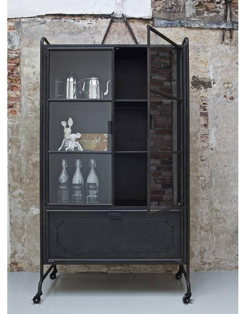Welp BePure metalen kast Steel Storage | Industrieel ontwerp meubelen JQ-23