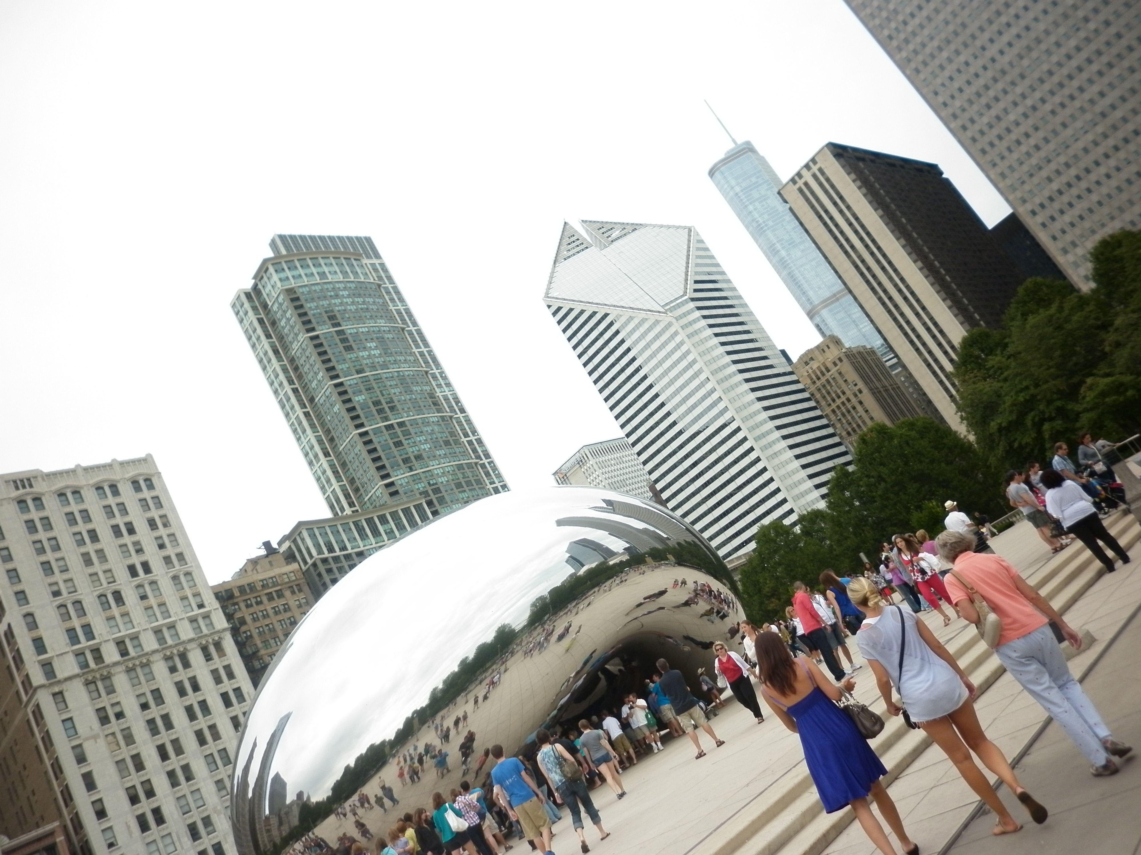 De paseo por Chicago