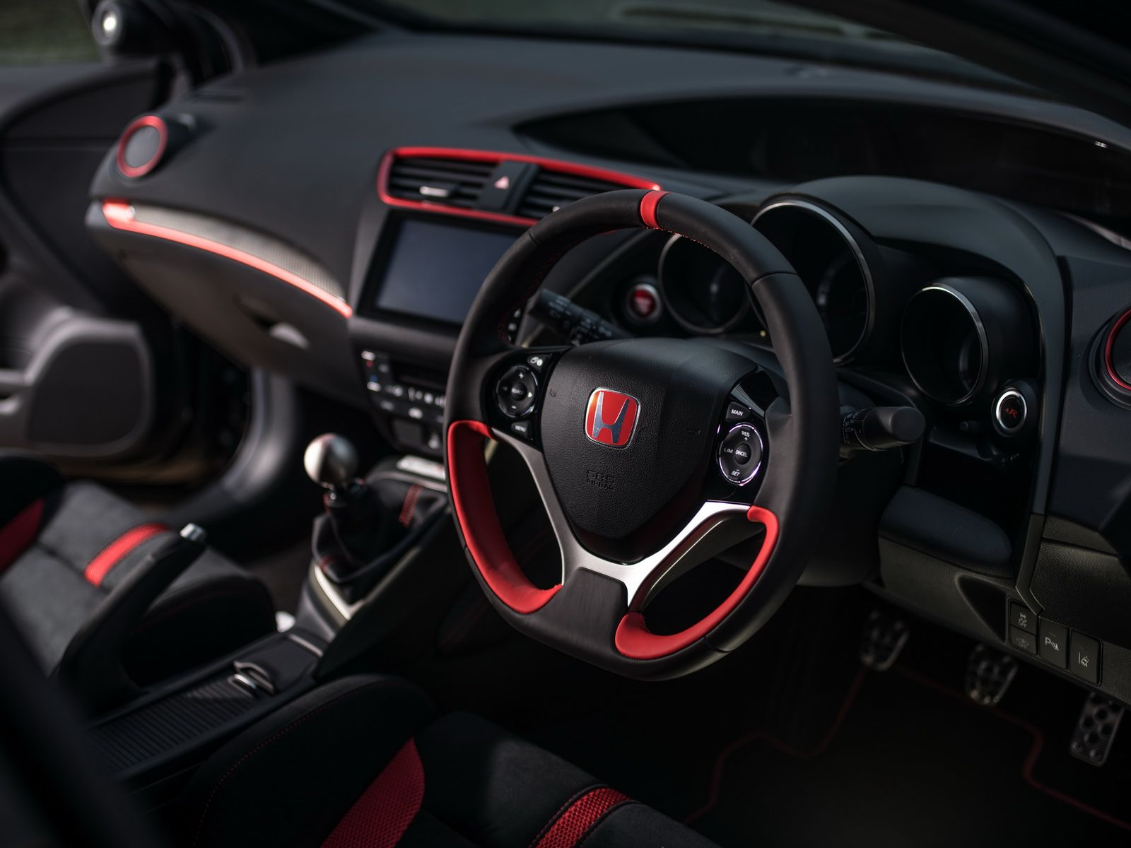 Honda Civic Type R Gains Limited Black Edition As A Send Off In The Uk Carscoops Honda Civic Type R Honda Civic Honda Civic Car