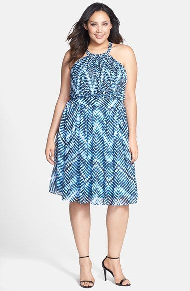 Piniful Plus Size Chiffon Dresses 20 Plussizefashion Plus
