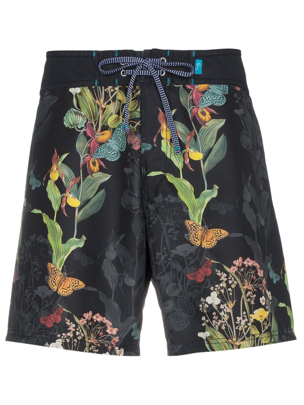 Yellow Floral Buckler swim shorts - Yellow & Orange Riz Clearance Sale Pay With Visa Cheap Price Outlet Wholesale Price QNk3am8u87