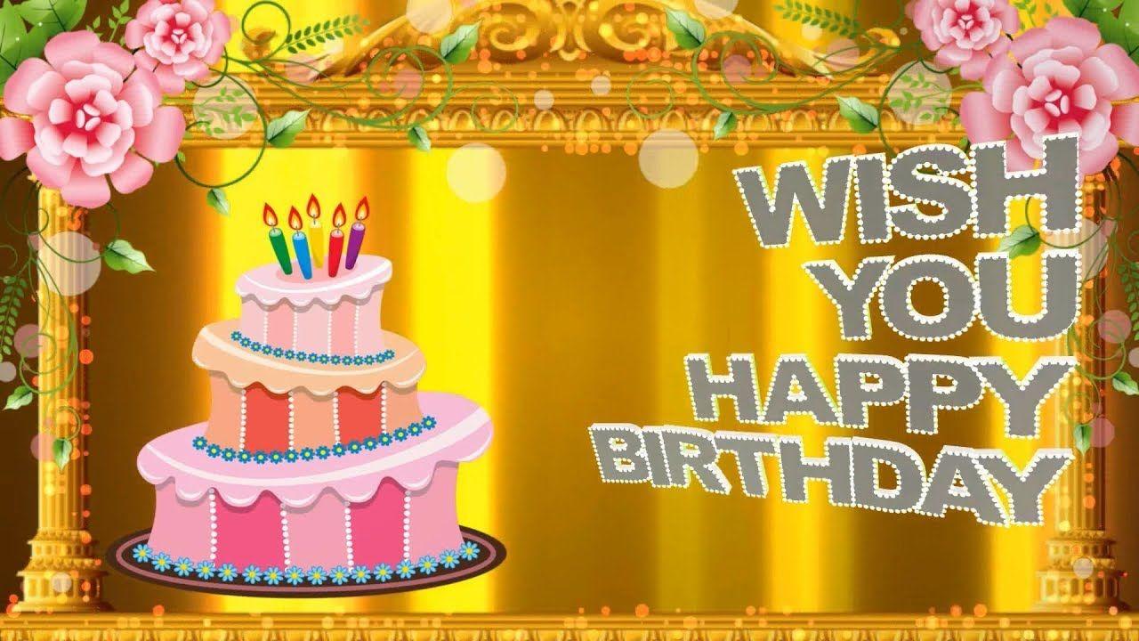 Happy Birthday Wishes for Friend in 2020 Happy birthday